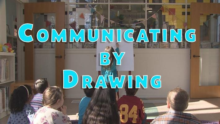 Read a Good Book: Communicating by Drawing | IPTV KIDS Clubhouse