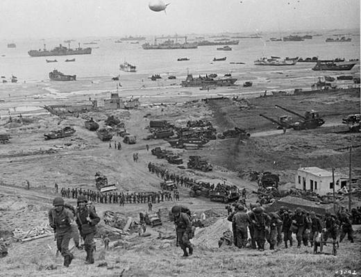 Normandy Beachhead | Ken Burns: The War