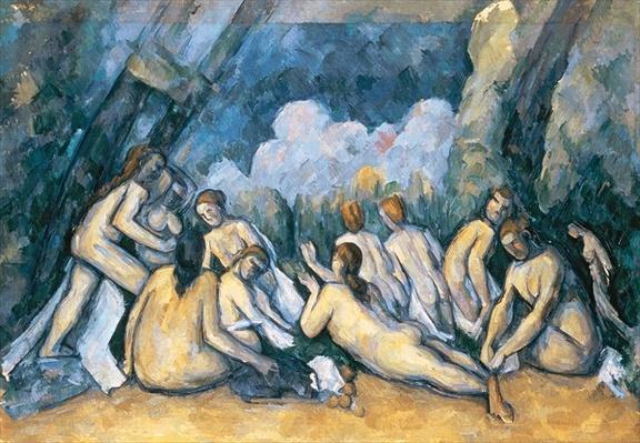 The Large Bathers, c.1900-05