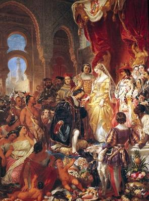 The Reception of Christopher Columbus