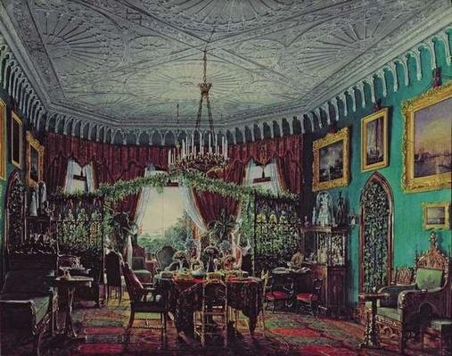 Drawing Room of Empress Alexandra Feodorovna