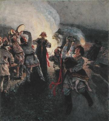 May Day Celebrations, 1902