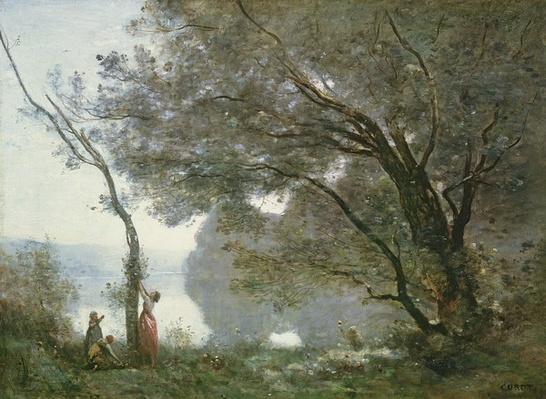 Souvenir de Mortefontaine, 1864
