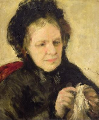 Madame Theodore Charpentier