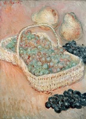 The Basket of Grapes, 1884
