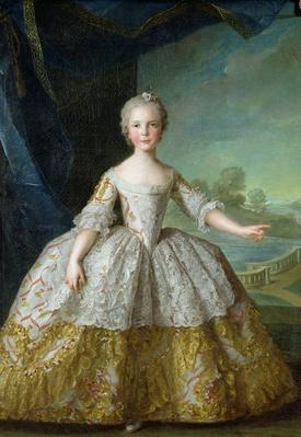 Infanta Isabelle de Bourbon-Parme