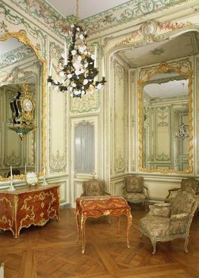 Private room of the Dauphine Marie-Josephe de Saxe