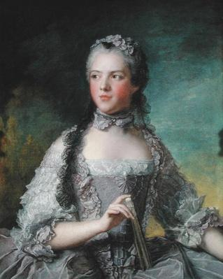 Portrait of Adelaide de France