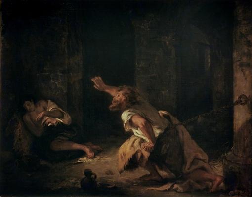 The Prisoner of Chillon, 1834