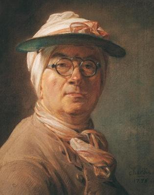 Self Portrait, 1775