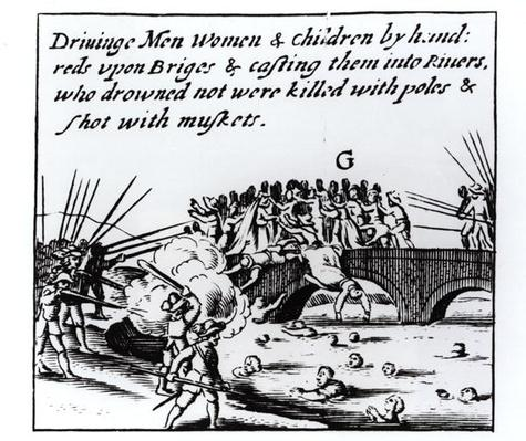 The Killing of Irish Protestants by Catholics in 1641