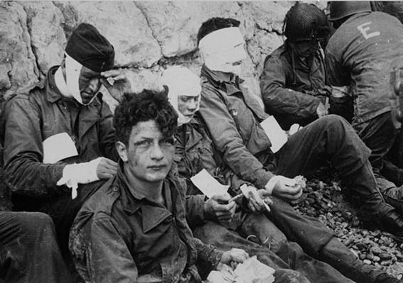 Wounded on D-Day | Ken Burns: The War