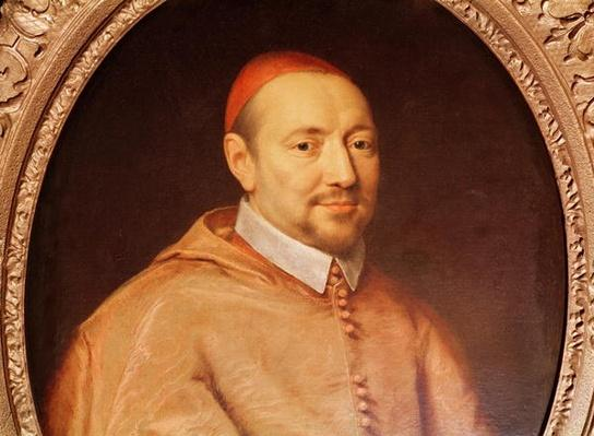 Portrait of Cardinal Pierre de Berulle