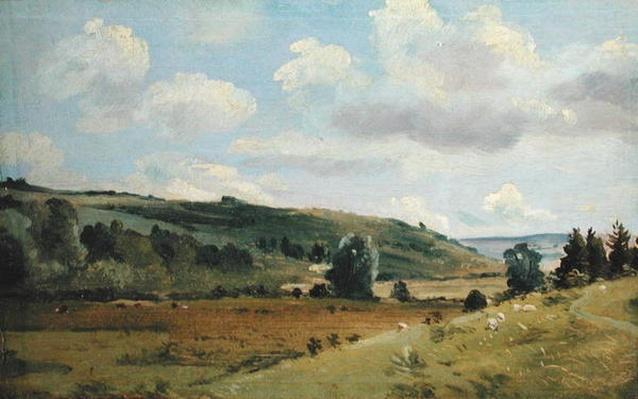 Landscape, c.1849-55