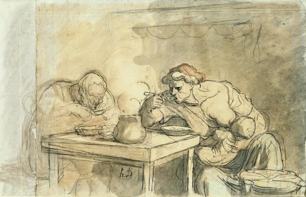 The Soup, c.1862-65