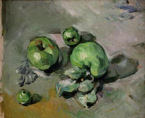 Green Apples, c.1872-73