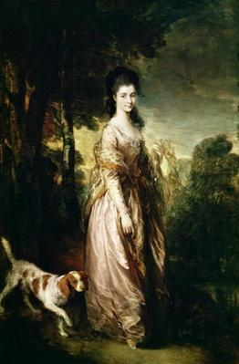 Portrait of Mrs. Lowndes-Stone