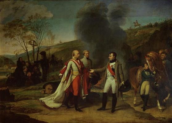 Meeting between Napoleon I