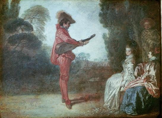 The Enchanter, c.1712