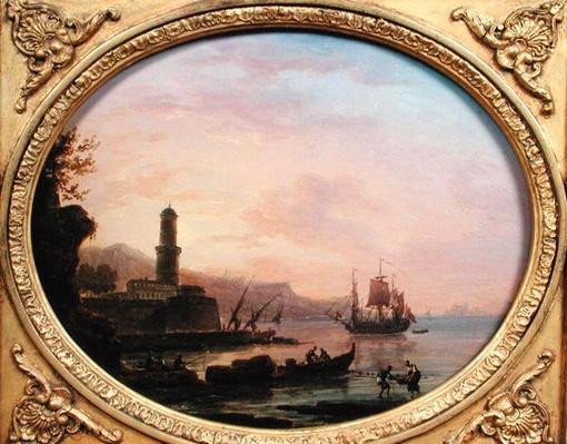 Seascape, 1764