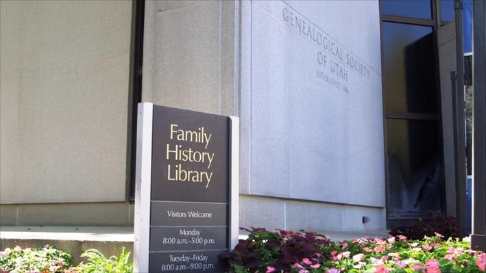 Utah's Family History Library | Genealogy Research