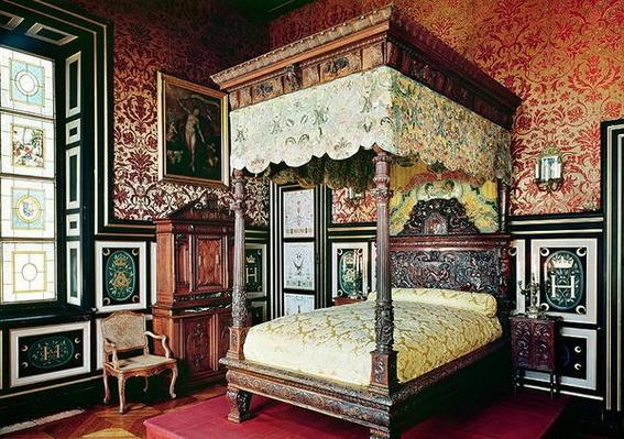 Bedroom of Henri II