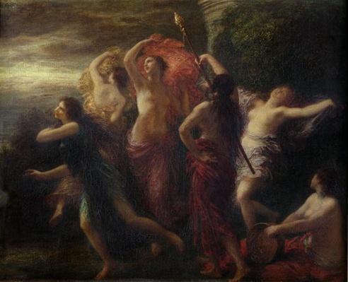 Dancers, 1891