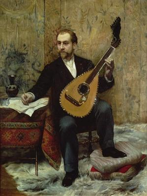 The Composer, 19th century