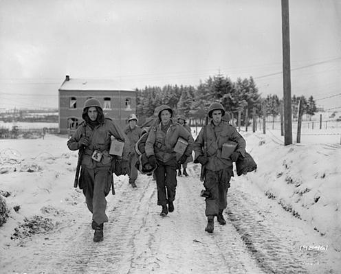Rejoining the Unit | Ken Burns: The War