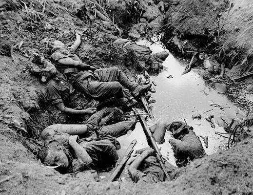 Enemy Dead on Saipan | Ken Burns: The War