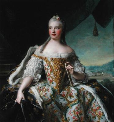 Dauphine Marie-Josephe de Saxe