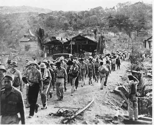 Bataan Death March: Mariveles | Ken Burns: The War