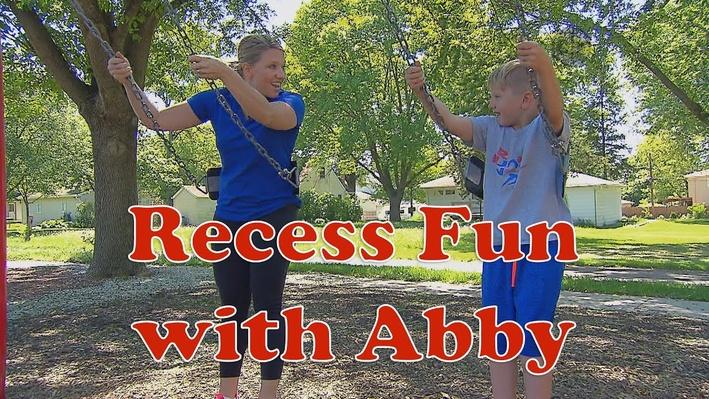 Go Outside and Play: Recess with Abby