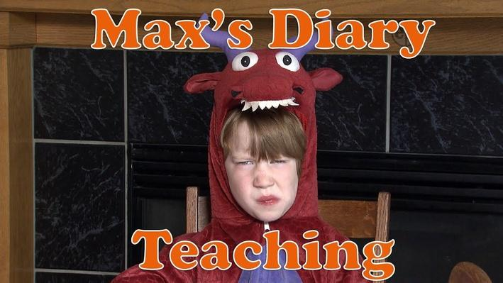 Use Your Imagination: Max becomes a Tutor