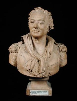 Bust of Louis de La Touche-Treville