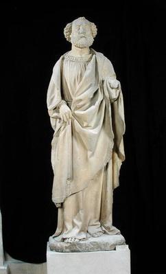 St. Peter, from the Chateau des Ducs de Bourbon, Chantelle, c.1500-03