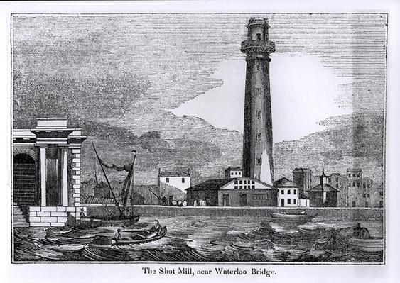 The Shot Mill, near Waterloo Bridge