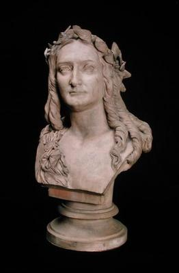 Bust of Delphine Gay