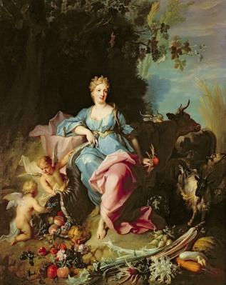 Abundance, 1719
