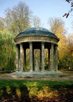 The Temple of Love in the Parc du Petit Trianon, 1777-78
