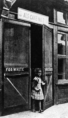 Segregated Cafe | African-American History