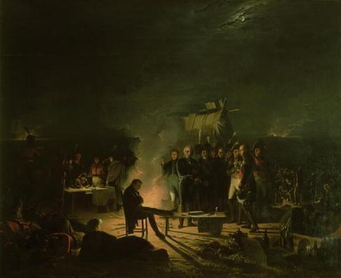 Bivouac of Napoleon I