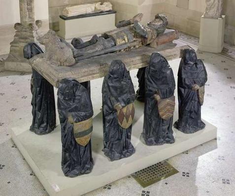 Tomb of Philippe Pot