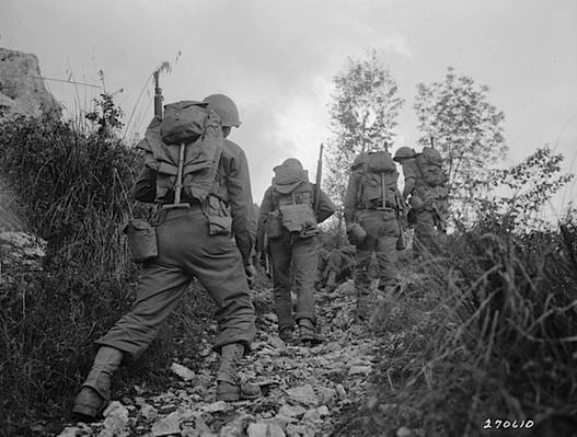 Trudging Forward | Ken Burns & Lynn Novick: The War