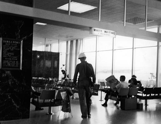 Segregated Waiting Room | African-American History