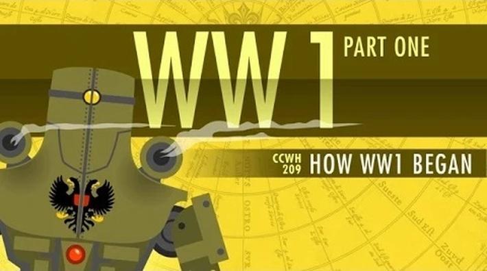 Who Started World War I | Crash Course World History | Social ...