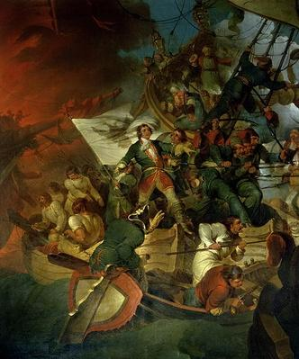 Capture of Azov, 18th May 1696