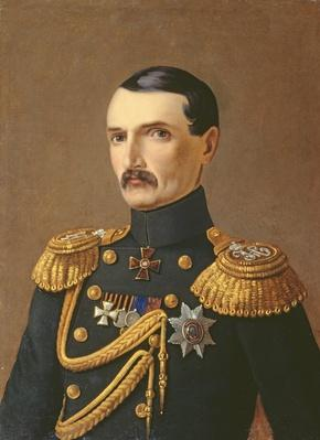 Portrait of Admiral V.A. Kornilov