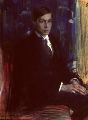 Portrait of Boris Pasternak