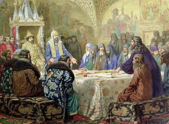 Council in 1634: The Beginning of Church Dissidence in Russia, 1880